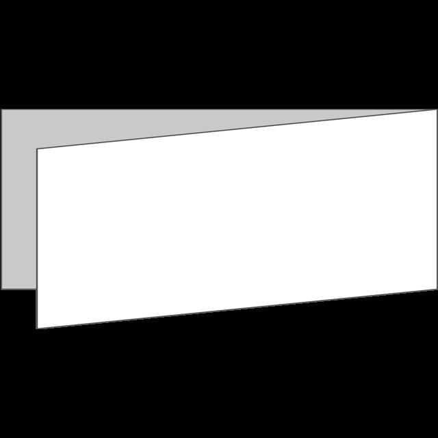 二つ折り|縦型
