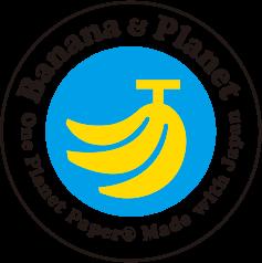 バナナペーパーロゴ