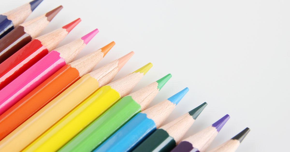 名刺デザインにおける色の役割